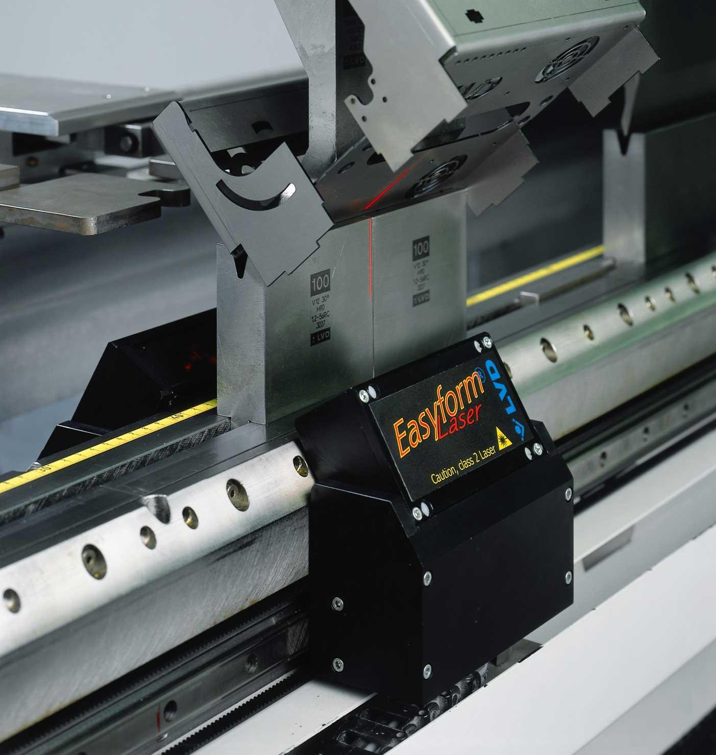 metal folding laser central
